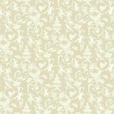 Ecru/Cream Chinoiserie Wallcovering by York