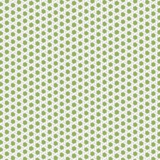 Green/White/Pale Grey Geometric Wallcovering by York