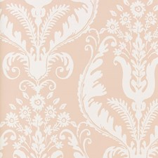 Blush Screen Print Wallcovering by Scalamandre Wallpaper