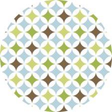 WPD93859 Geo Dot Decals by Brewster