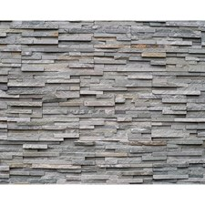 WR50562 Slate Wall Mural by Brewster