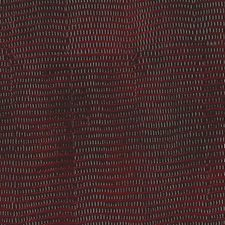 Deep Red Wallcovering by Scalamandre Wallpaper